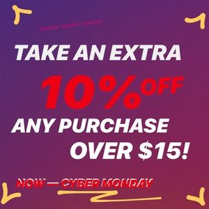 Other - EXTRA 10% OFF ITEMS! SHOP NOW 💋